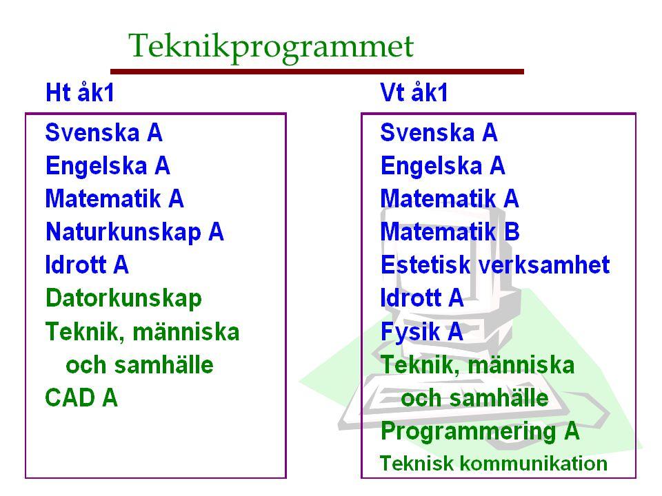 Teknikprogrammet