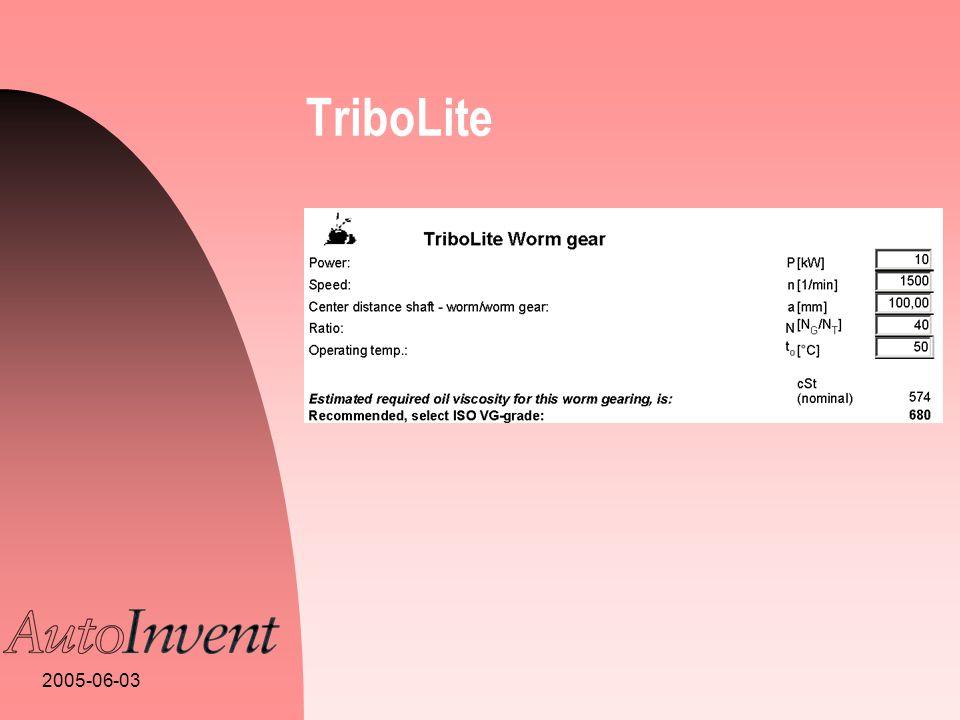 2005-06-03 TriboLite