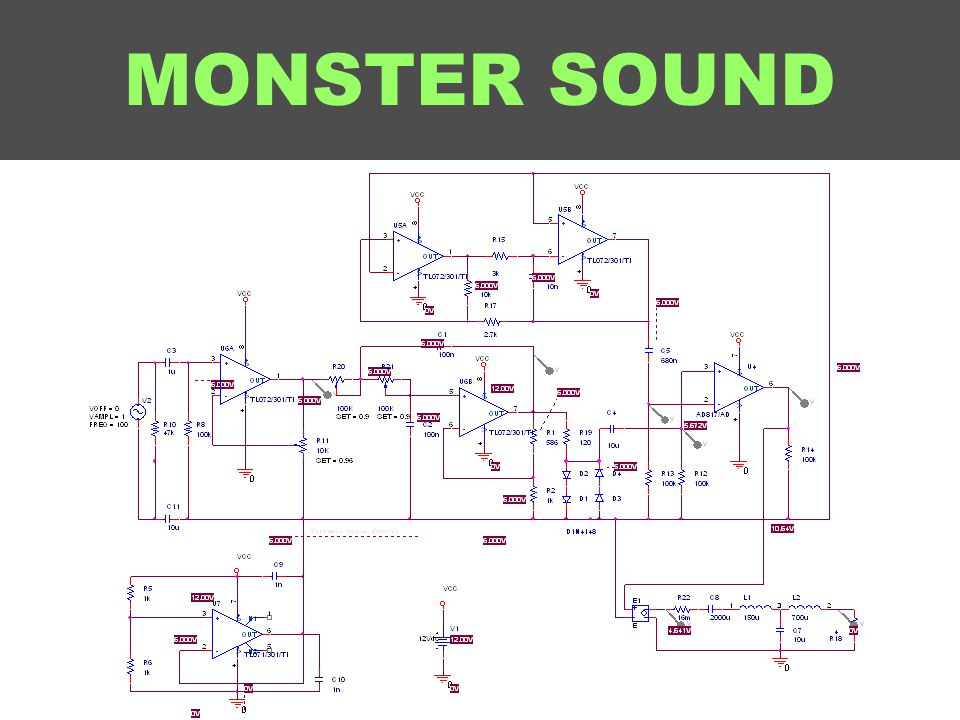 MONSTER SOUND