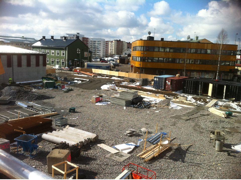 Bostadsbyggande i Boden 2010 – 60 år i Boden 12