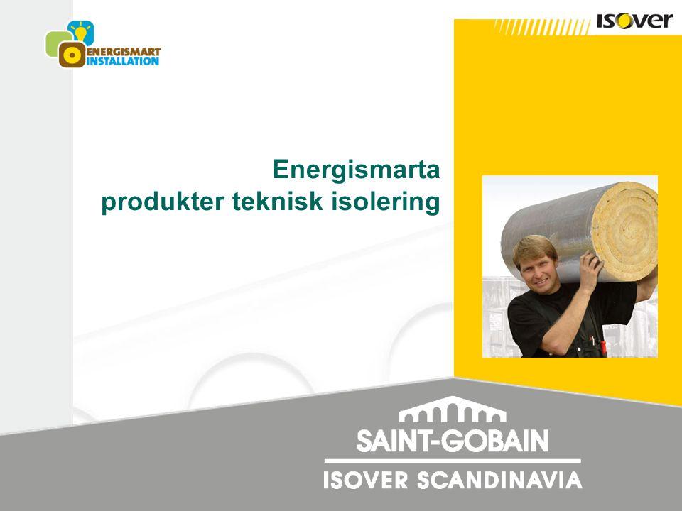 Energiförbrukning i den svenska genomsnittsvillan Det svenska genomsnittshuset.