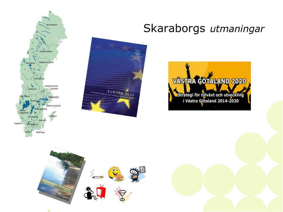 • 39 Befolkningsutveckling 2012 - 2020 VGR: Fakta & Analys