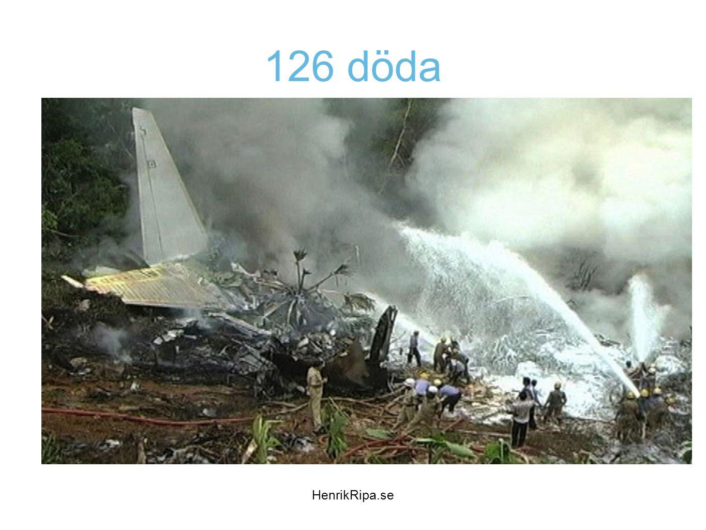 126 döda HenrikRipa.se