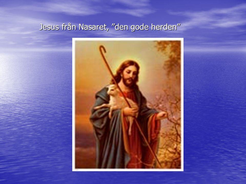 """Jesus från Nasaret, """"den gode herden"""""""