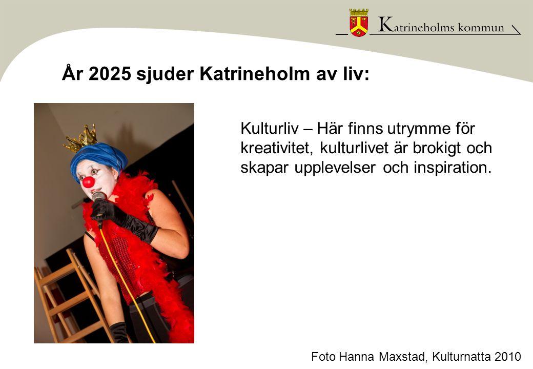År 2025 sjuder Katrineholm av liv: Föreningsliv – En mångfald av aktiva föreningar ger energi och gemenskap över gränser.