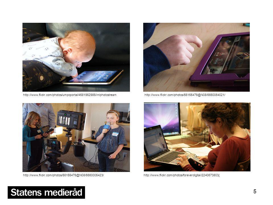 5 http://www.flickr.com/photos/foreverdigital/2240673803/ http://www.flickr.com/photos/umpcportal/4581962986/in/photostream http://www.flickr.com/phot