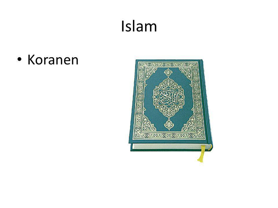 Islam • Koranen