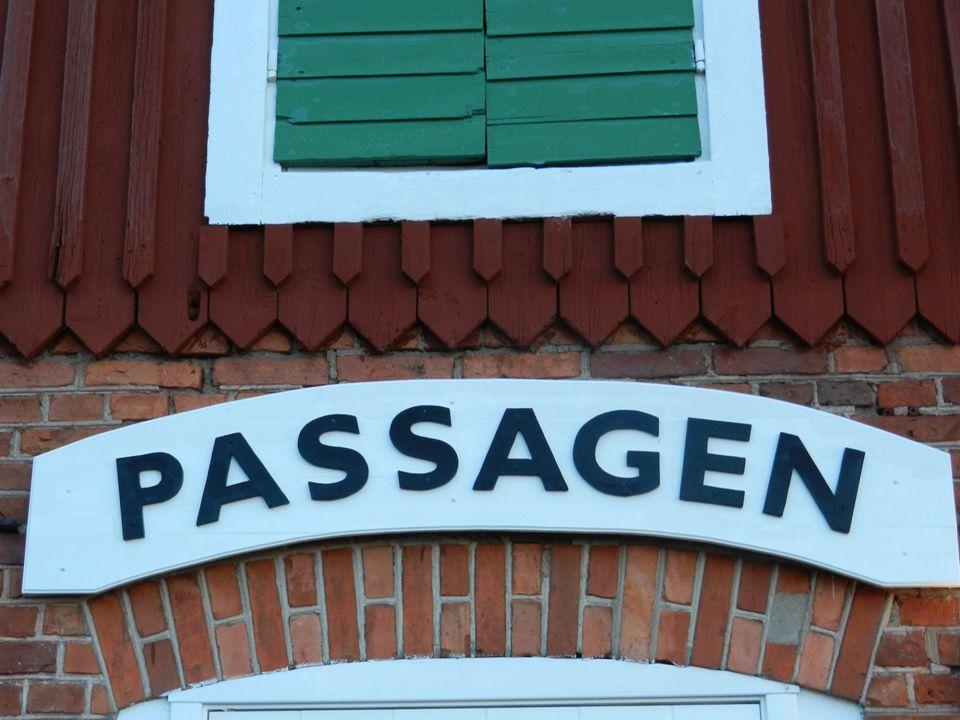 Passagen en arbetsträningsträningsplats som ingår i AME AME lyder under Socialförvaltningen