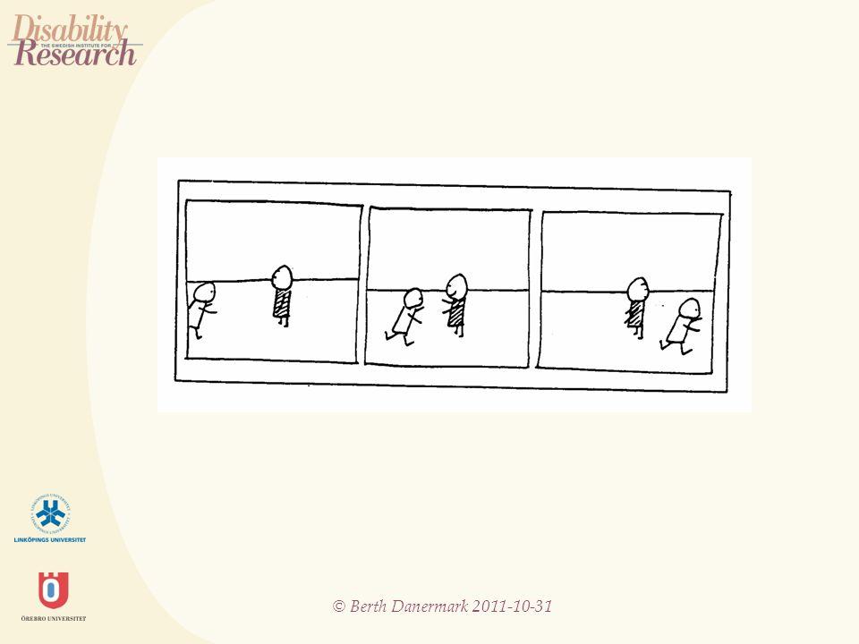 © Berth Danermark 2011-10-31