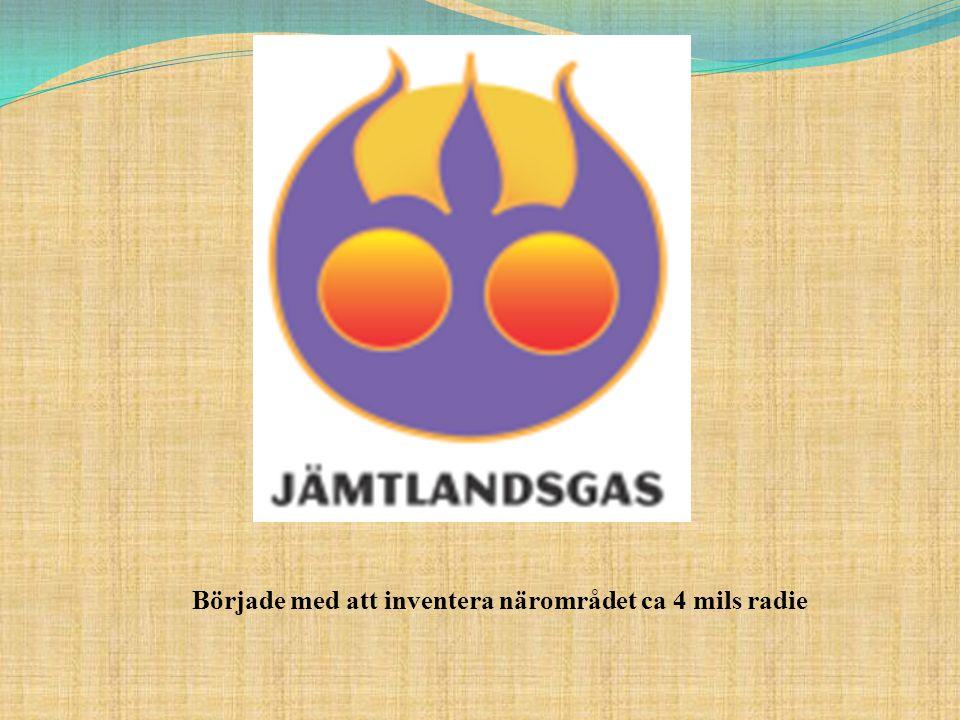 Biometanstrategi Jämtland.