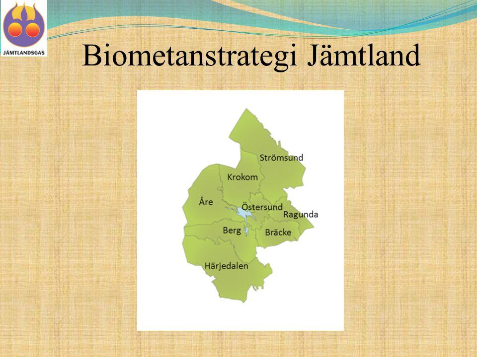 Biometanstrategi Jämtland