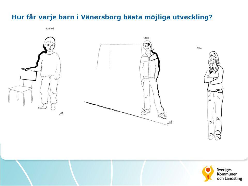 Hur får varje barn i Vänersborg bästa möjliga utveckling?