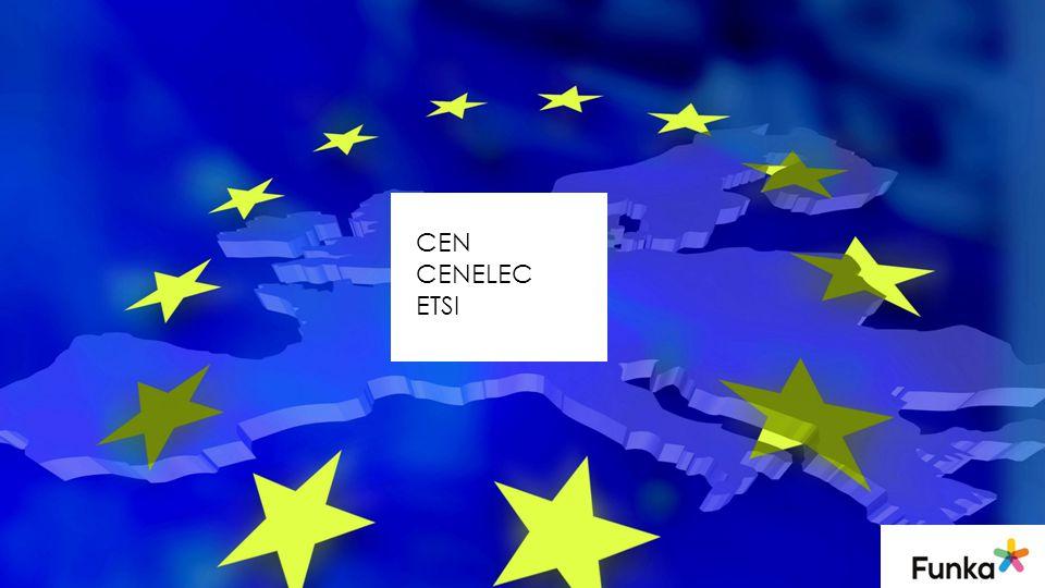 CEN CENELEC ETSI