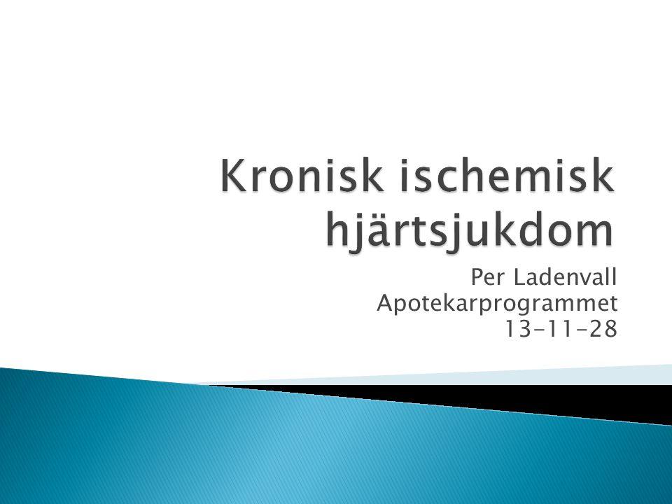 Per Ladenvall Apotekarprogrammet 13-11-28