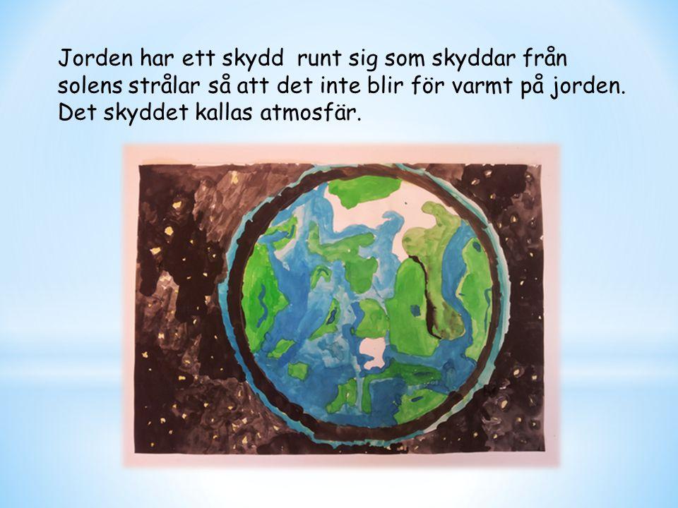 Jordens inre Det tog miljoner år för jordskorpan att svalna.