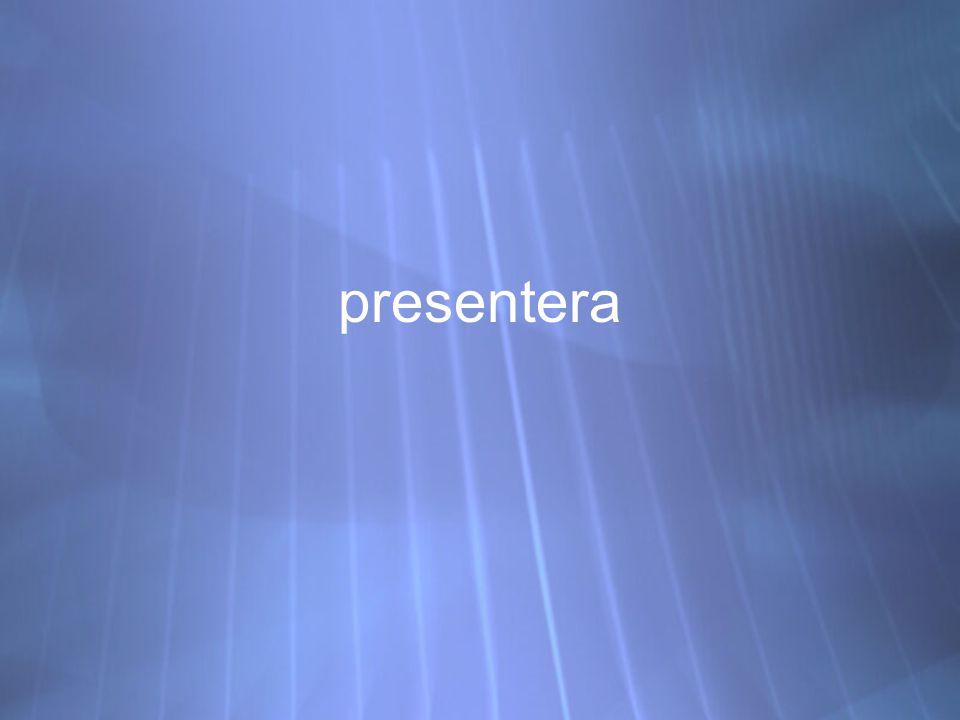 presentera
