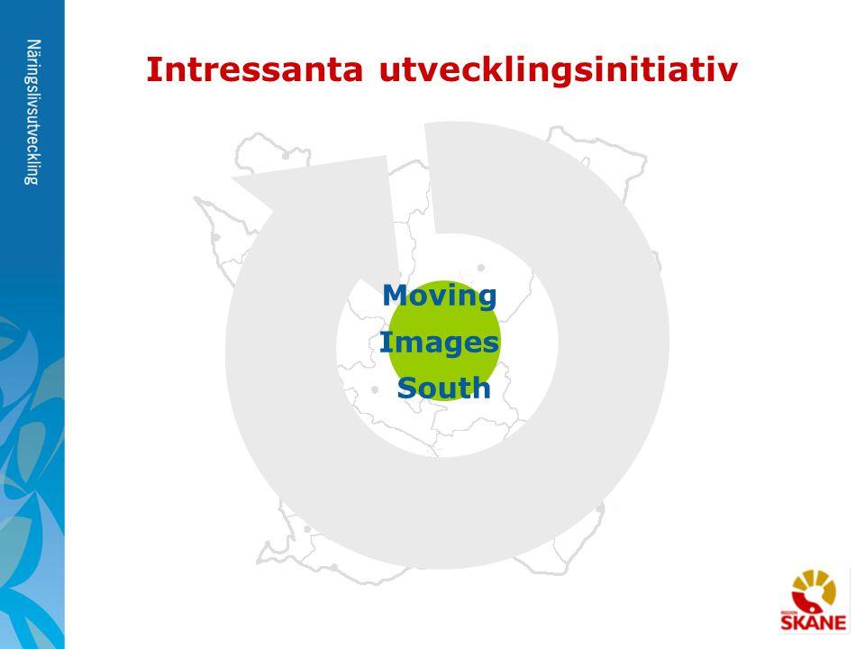 Moving Images South Intressanta utvecklingsinitiativ