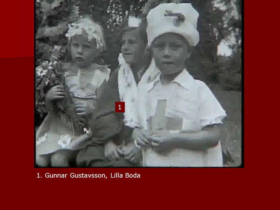 1. Gunnar Gustavsson, Lilla Boda 1
