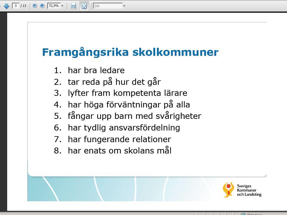 11 2010-01-26 Sektorn för utbildning och kultur Copyright © Härryda kommun