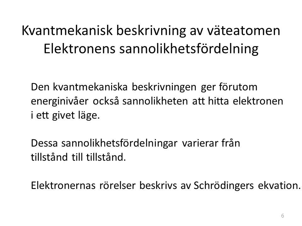 Sammanfattning atommodeller 400 f.KrDemokritosTomrum + odelbara atomer 330 f.