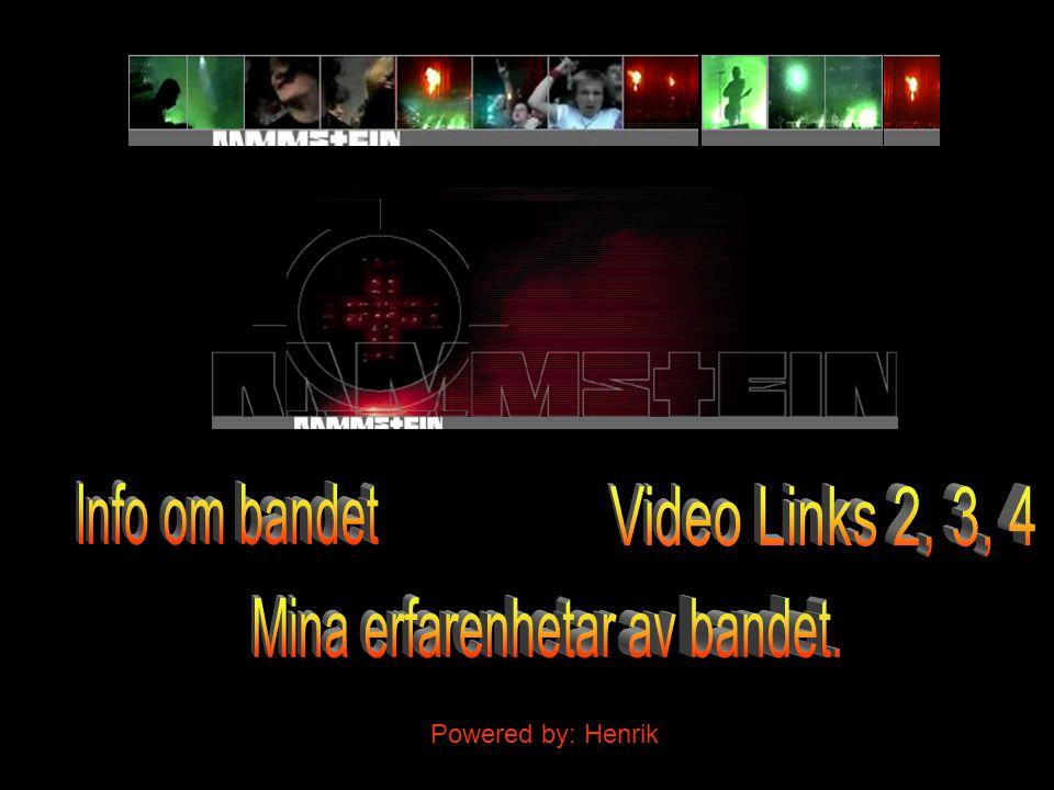 Bästa Album •Det bästa albumet är helt klart Live Aus Berlin som namnet tyder är en liveskiva med alla Rammsteins bästa låtar.