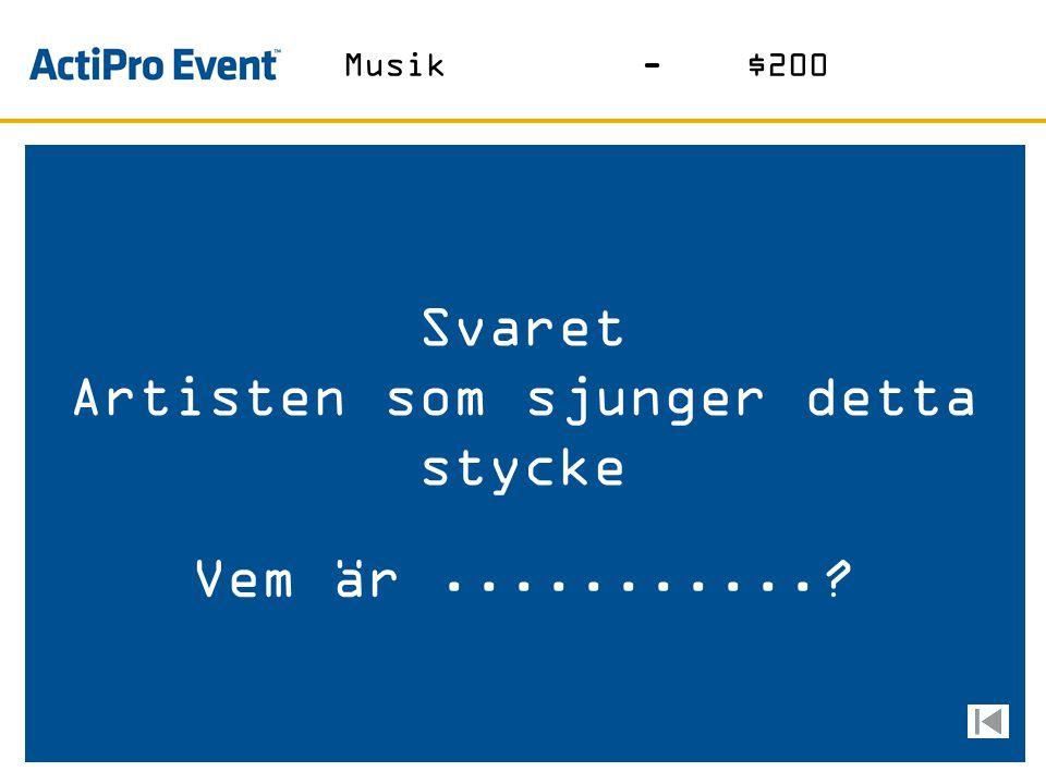 Svaret Så många svenskar får gonnoré enligt en T-shirt i första filmen Vad är 107? Sällskapsresan-$1000