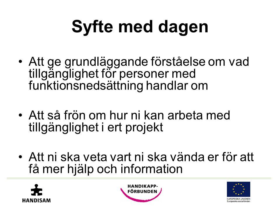Alternativa format •Lättläst svenska •Inläst •Punktskrift •Stor stil •Word eller tillgänglig PDF