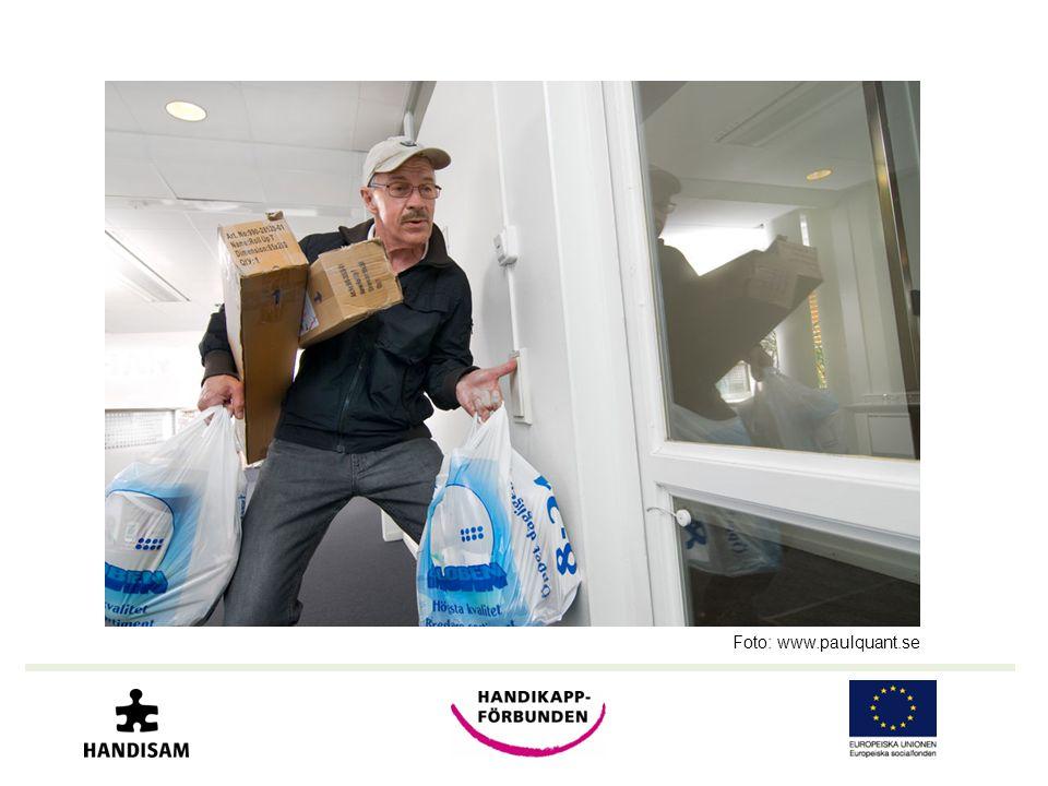 Tillgänglighet •Fysisk tillgänglighet •Tillgänglig information och kommunikation •Tillgänglig verksamhet Foto: www.paulquant.se