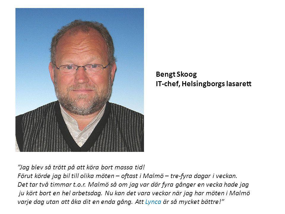 """""""Jag blev så trött på att köra bort massa tid! Förut körde jag bil till olika möten – oftast i Malmö – tre-fyra dagar i veckan. Det tar två timmar t.o"""