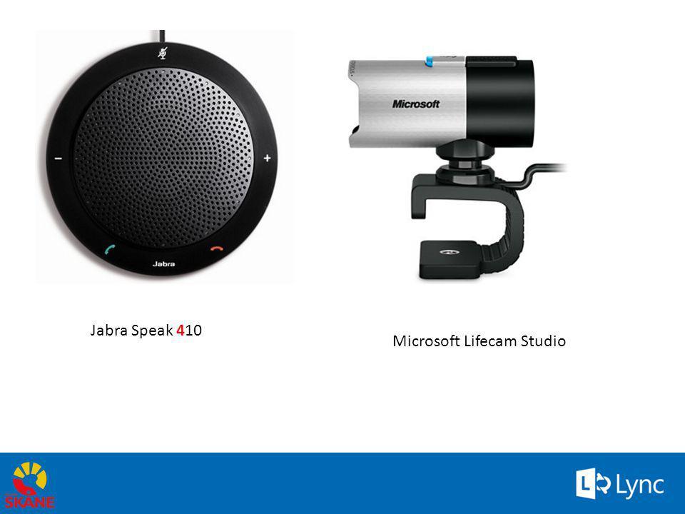 Jabra Speak 410 Microsoft Lifecam Studio 56
