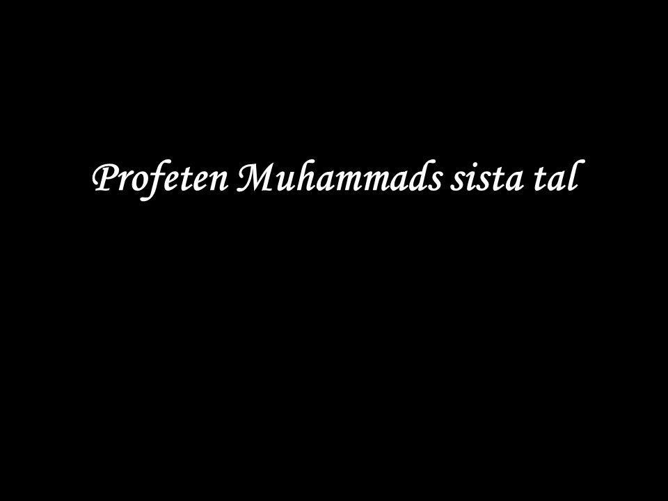 www.islamforelasningar.se Avslutning - Session 3
