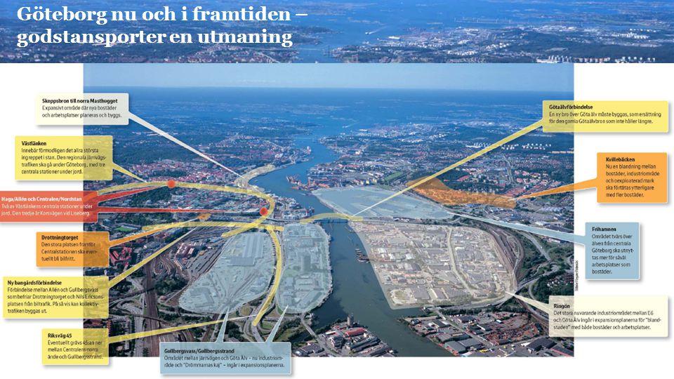 Foto: Samrådshandling Program för detaljplaner, ny bangårds- och älvförbindelse, Del 1- Förutsättningar, Göteborgs Stad SBK, Dnr 0350/08, 2009-09-15 G