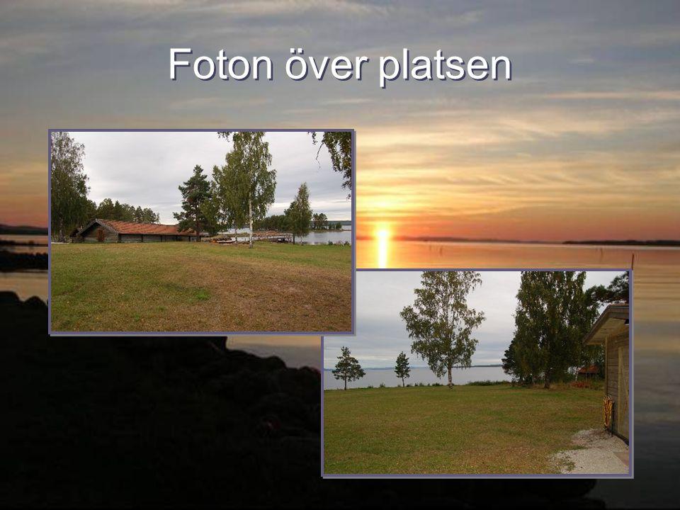 Foton över platsen