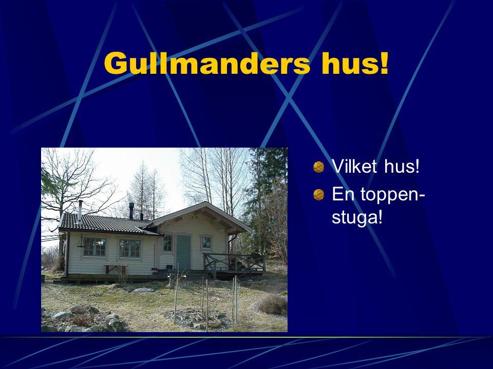 Hos Gullmanders! Här är vi på snabbfika hos Leif och Kiki Hos dem är det alltid trevligt att titta in! Ta en titt på deras hus!