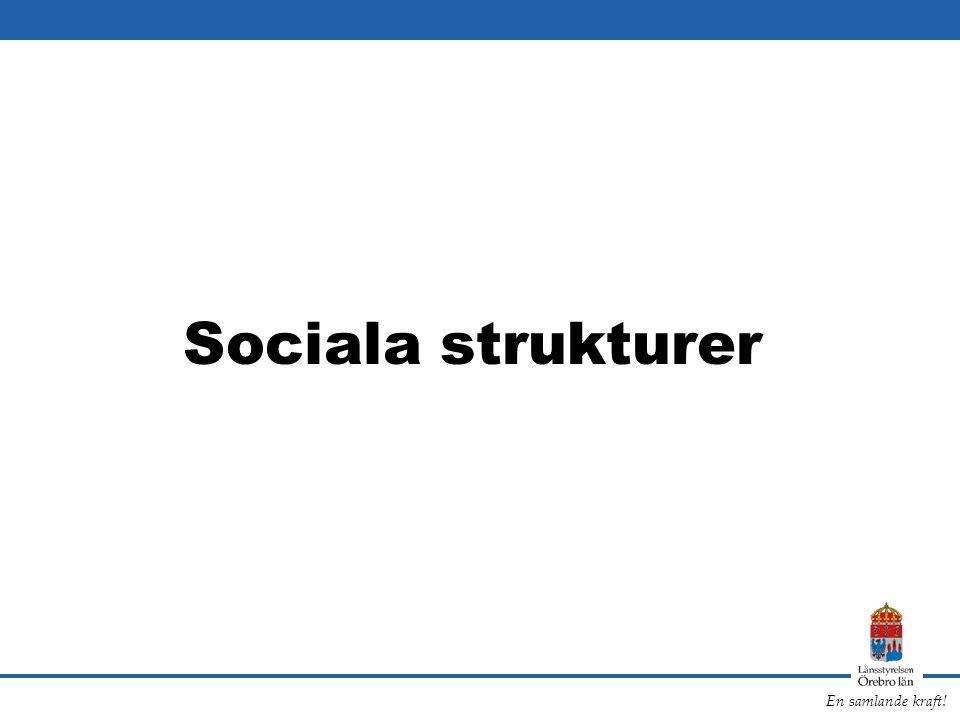 En samlande kraft! Sociala strukturer