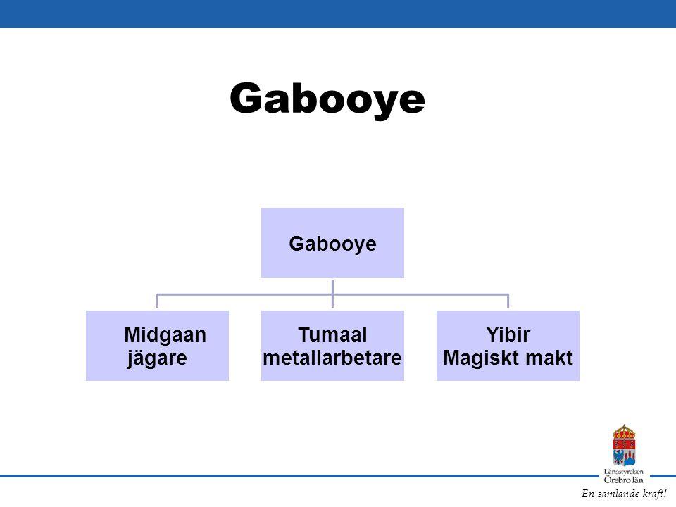 En samlande kraft! Gabooye Midgaan jägare Tumaal metallarbetare Yibir Magiskt makt