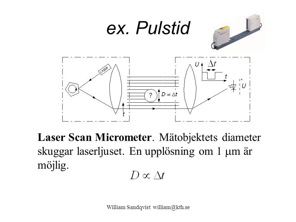 William Sandqvist william@kth.se PIC-processorns klockmodul 10000(min) – 00000 (fabrikstrim) – 01111(max)  Vid laborationerna använder vi standardinställningen, default, 4 MHz – som gör det enkelt att beräkna exekveringstid.