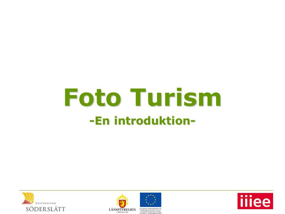 Foto Turism -En introduktion-