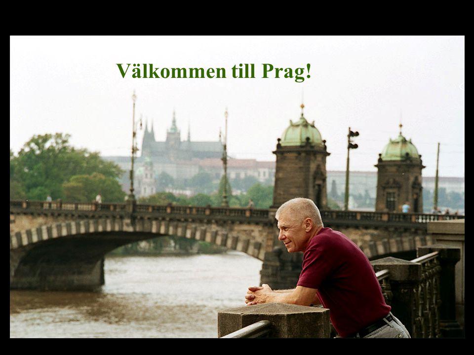 Välkommen till Prag!