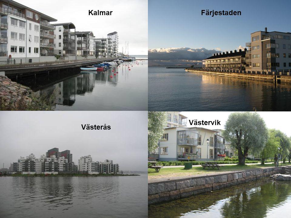 Kalmar Västerås Färjestaden Västervik
