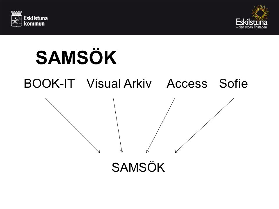 BOOK-IT Visual Arkiv AccessSofie SAMSÖK
