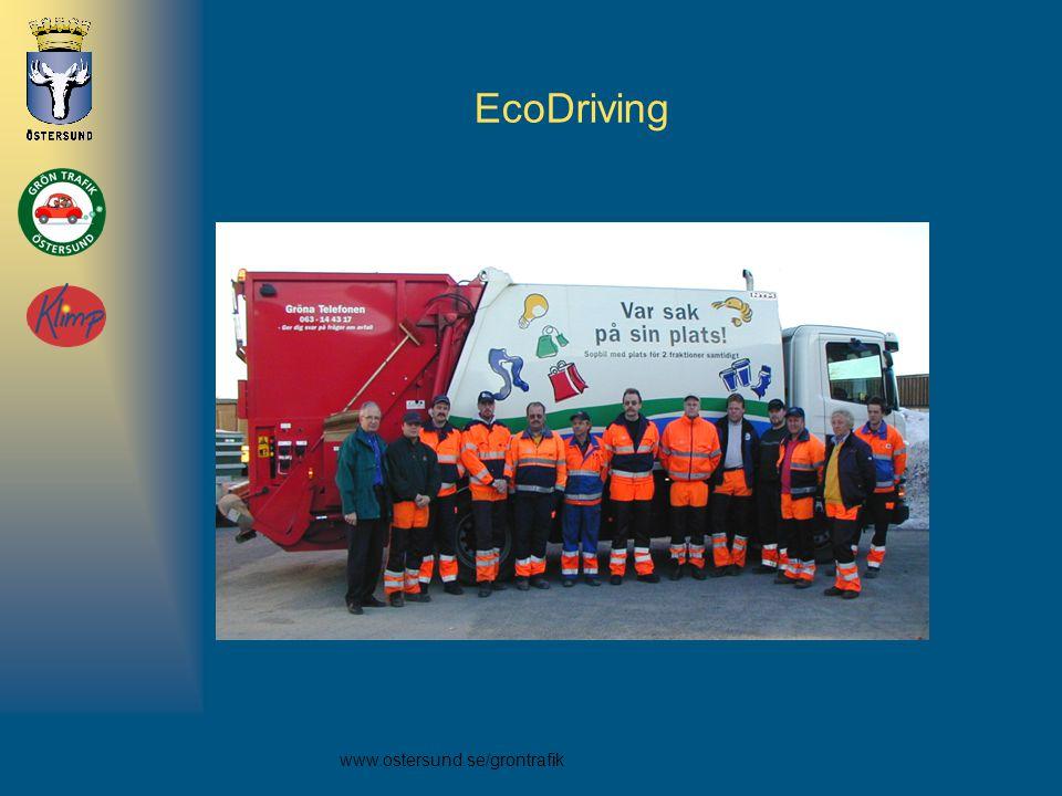 www.ostersund.se/grontrafik EcoDriving