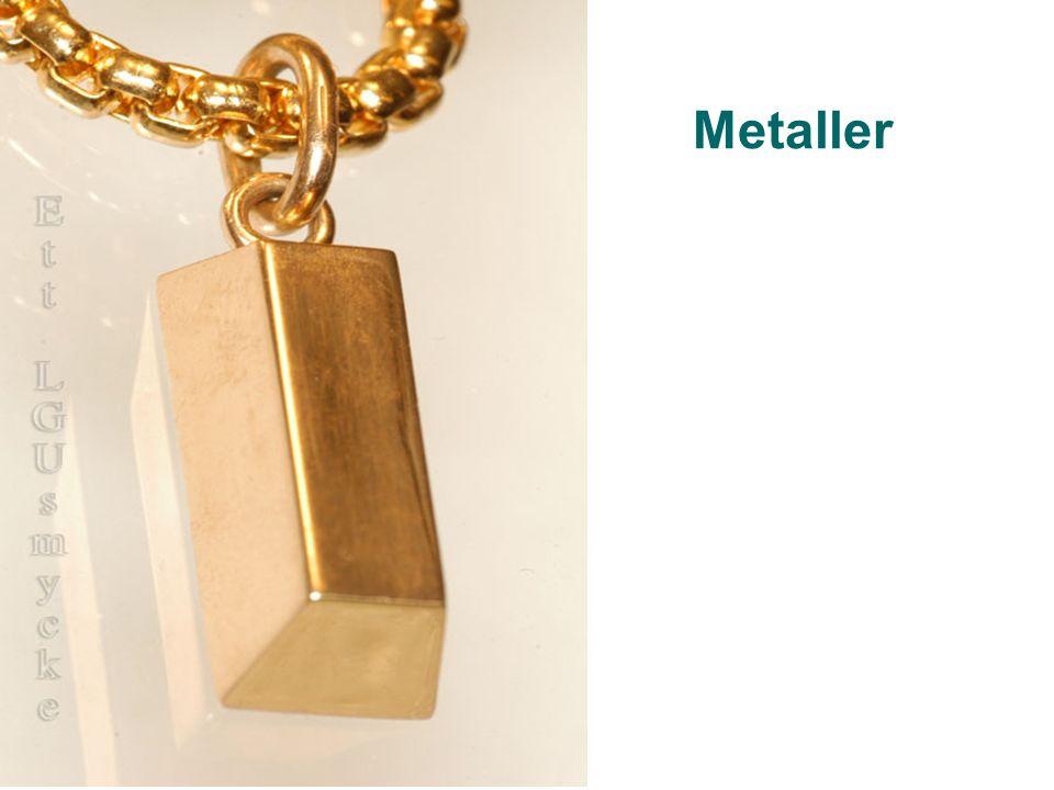 Metaller 2010 • Mest mycket låga eller låga halter • Måttligt höga medelhalter av bly i Lesjöälven nedströms Lesjöfors • Liten avvikelse från jämförvärdet för bly (4 ggr), molybden (3 ggr), och zink (2 ggr), i övrigt ingen avvikelse (Lesjöälven) • Bottenfaunan i Lesjöälven har bedömts vara påverkad av föro- rening, troligen bly från Lesjöfors industriområde