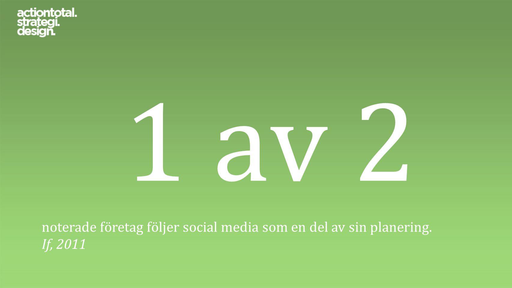 30 500 Antalet tweets från det mest aktiva svenska företaget på Twitter (@sistaminutenARN).