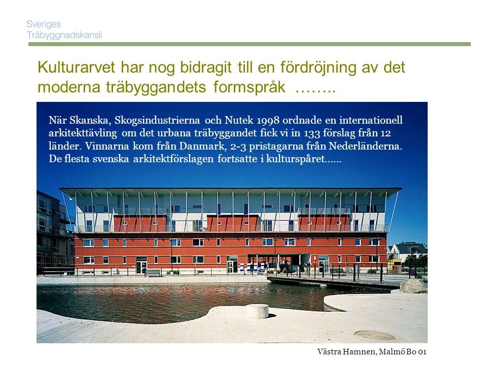 Lindbäcks:300 lght Myresjö: 100 lght Under de kommande åren med lågt bostadsbyggande kan det industrialiserade trähusbyggandet bli marknadsledande….