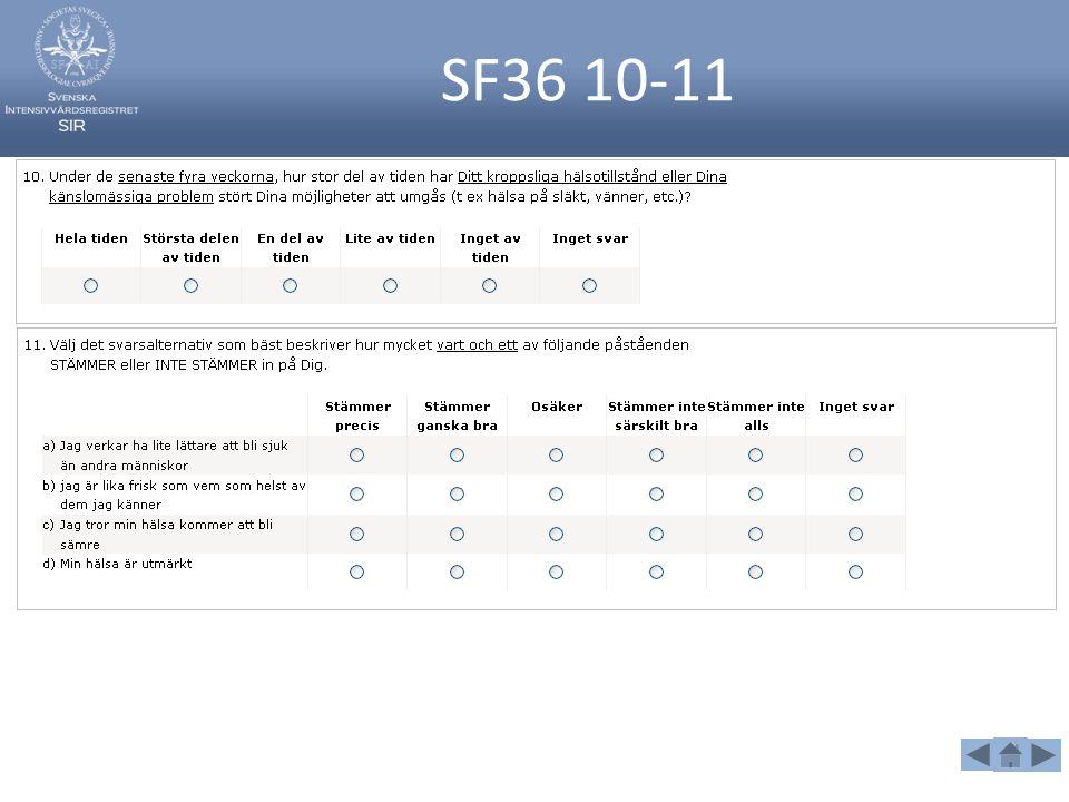 SF36 10-11