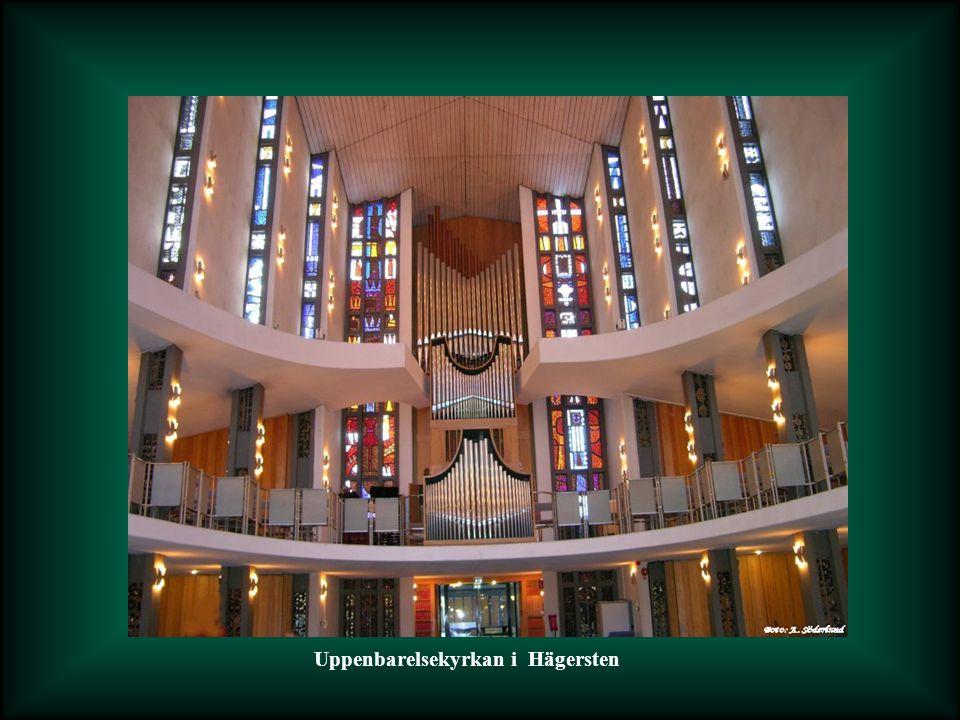 Uppenbarelsekyrkan i Hägersten