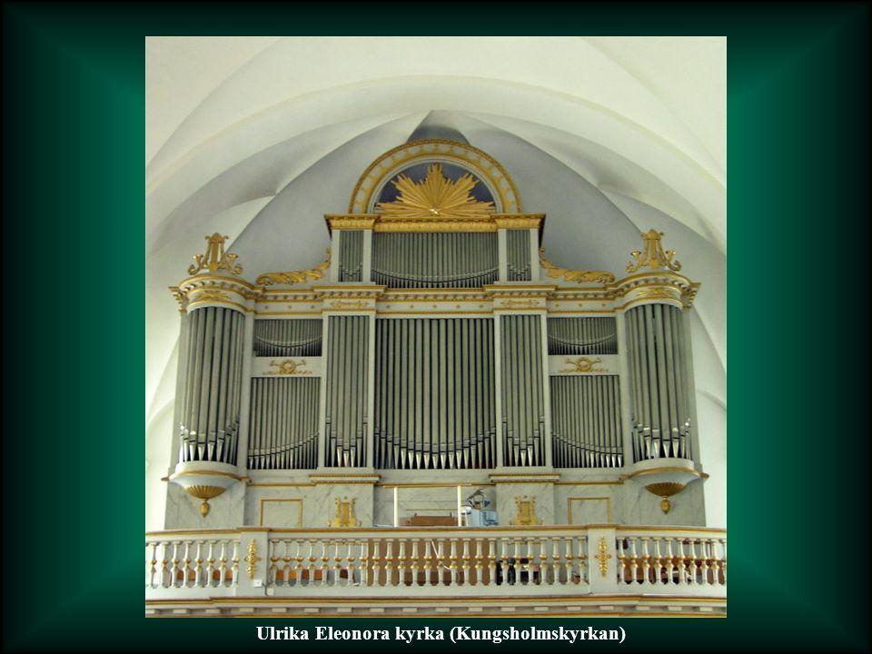 Orgeln i Stadshuset