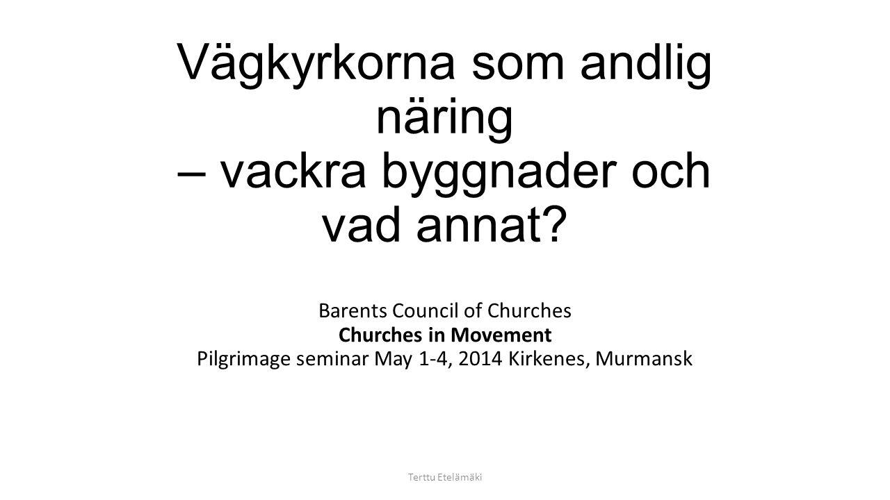 Bodø domkirke, Norge Terttu Etelämäki Nordlyskatedralen Alta kirke, Norge Foto: Anton PunsvikFoto: Alta menighet