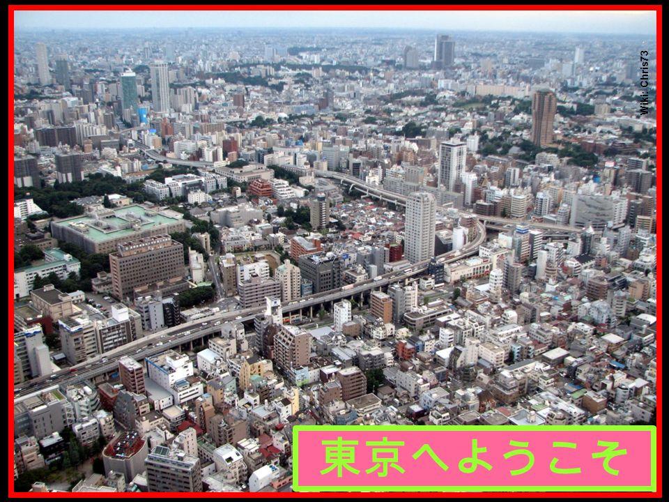 東京へようこそ Wiki: Chris73